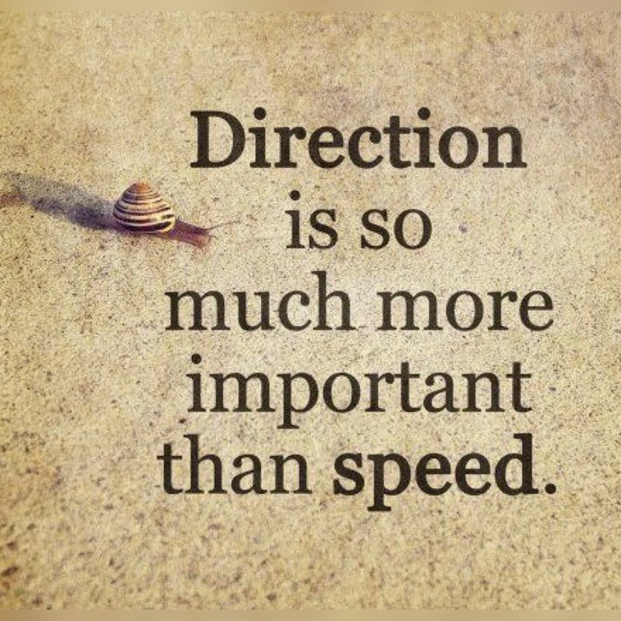Direction And Speed ⚡️