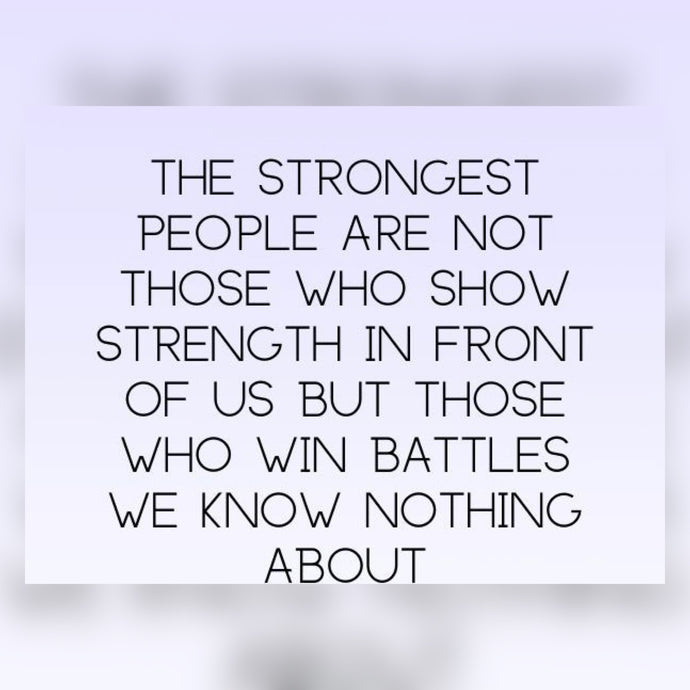 The Strongest People ⚡️