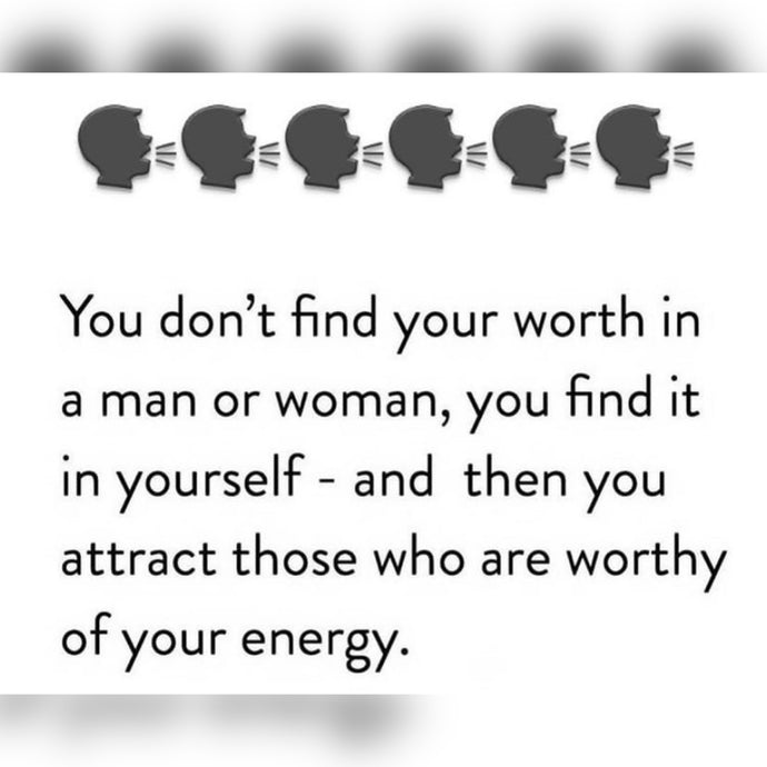 Find Your Worth ⚡️