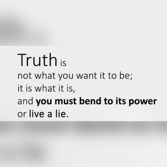 Truth Is ⚡️
