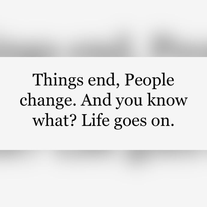 People Change ⚡️