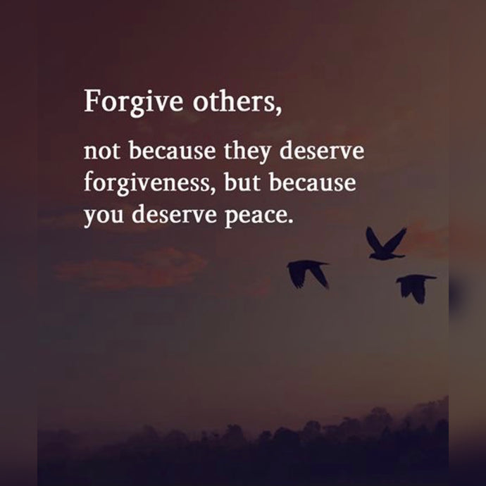 Forgive Others ⚡️