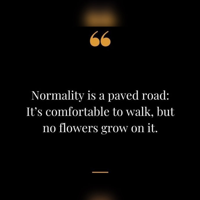 Normality ⚡️