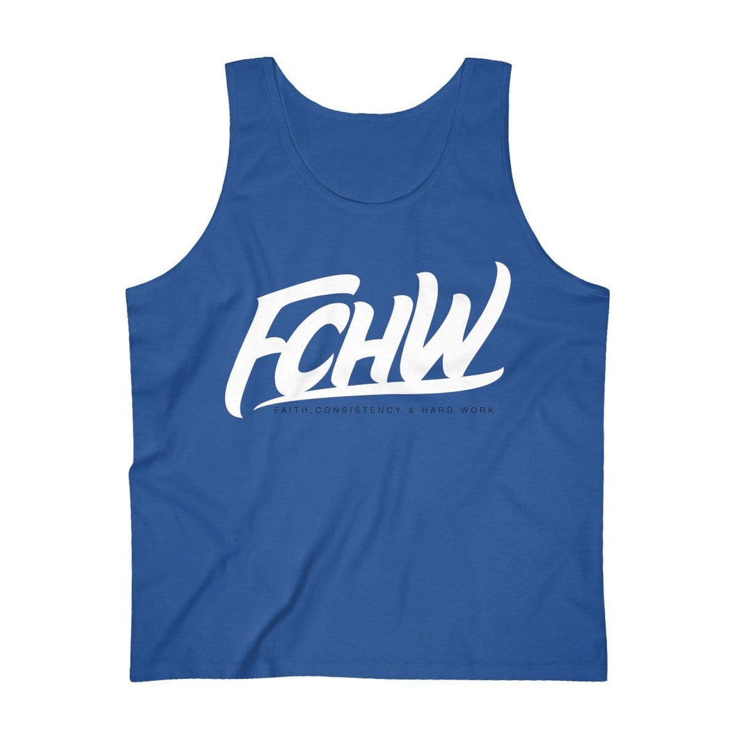 FCHW Ultra Cotton Tank Top