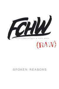 FCHW RAW - Spoken Reasons Book