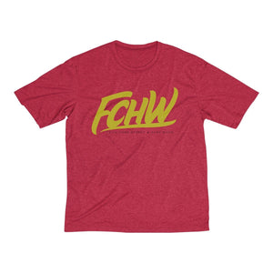 FCHW Men's Heather Dri-Fit Tee