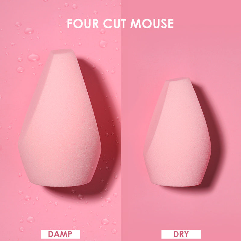Focallure Four Cut Mouse Sponge