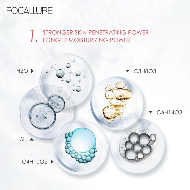 FOCALLURE GlowMax Hydrating Primer