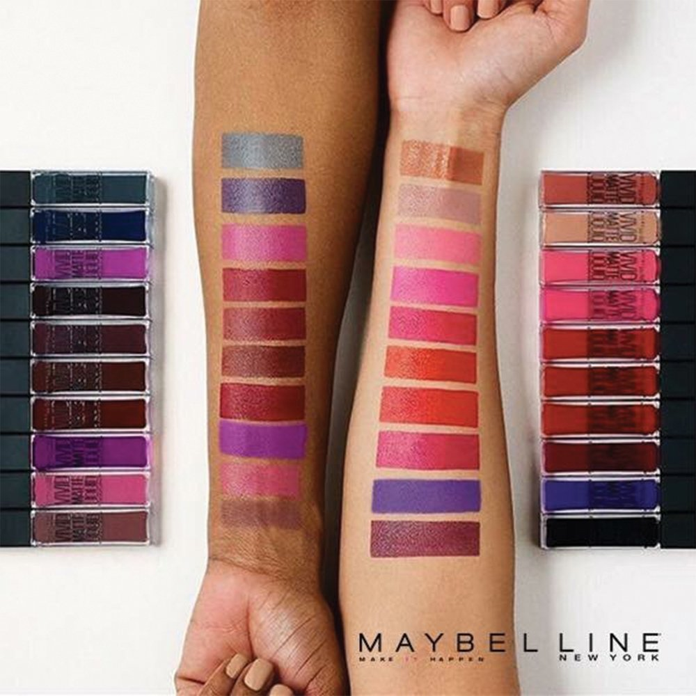 Maybelline New York Vivid Matte Liquid