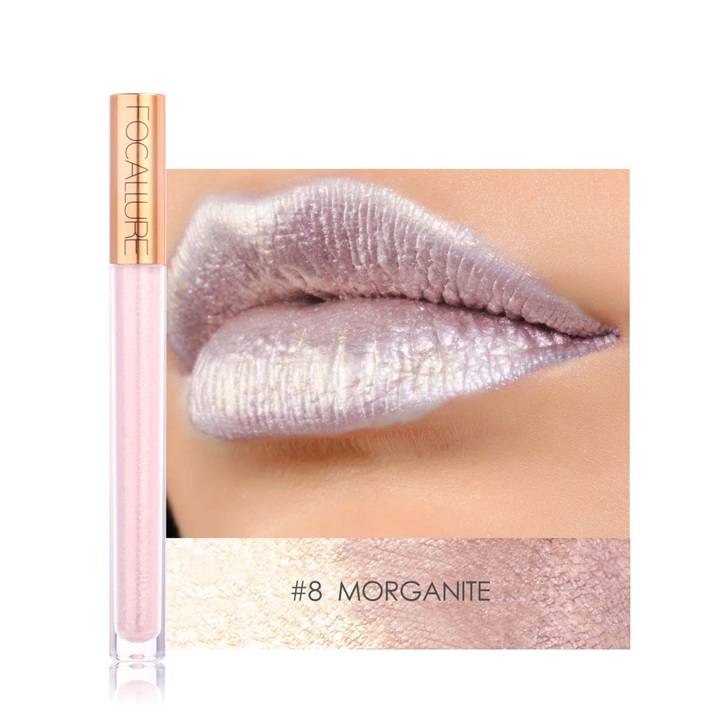 Focallure Metallic Chameleon Waterproof Liquid Lipstick