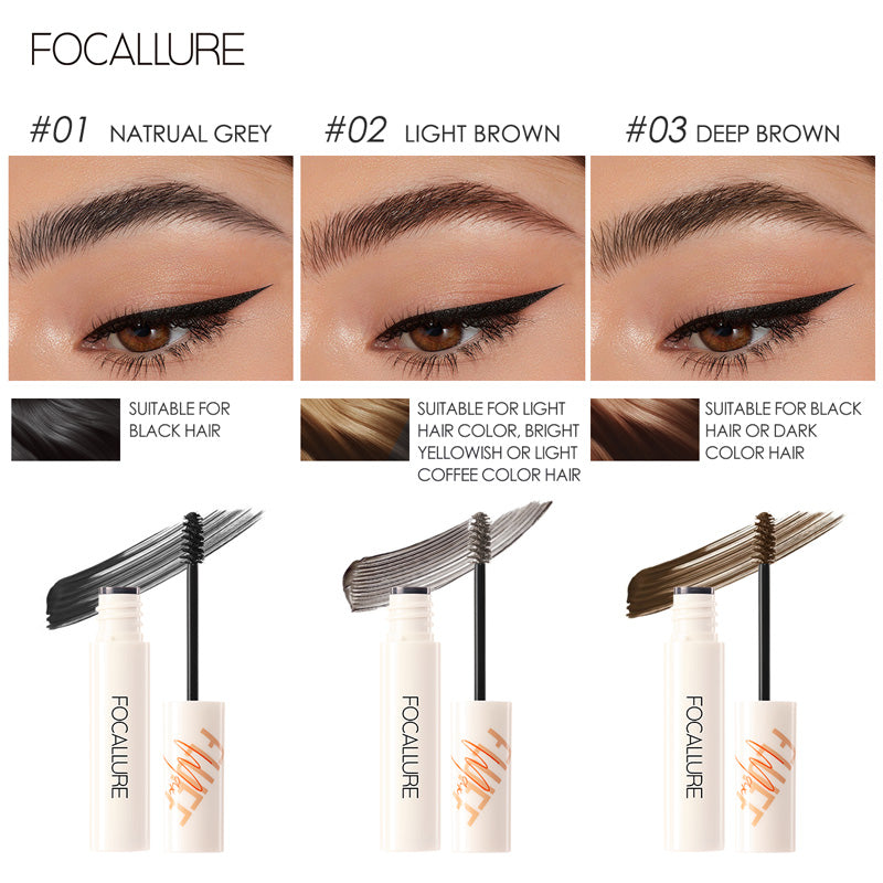 Focallure FluffMax Clear Brow Gel