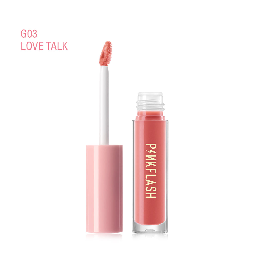 PINKFLASH 11 Color High Shine Lip Gloss