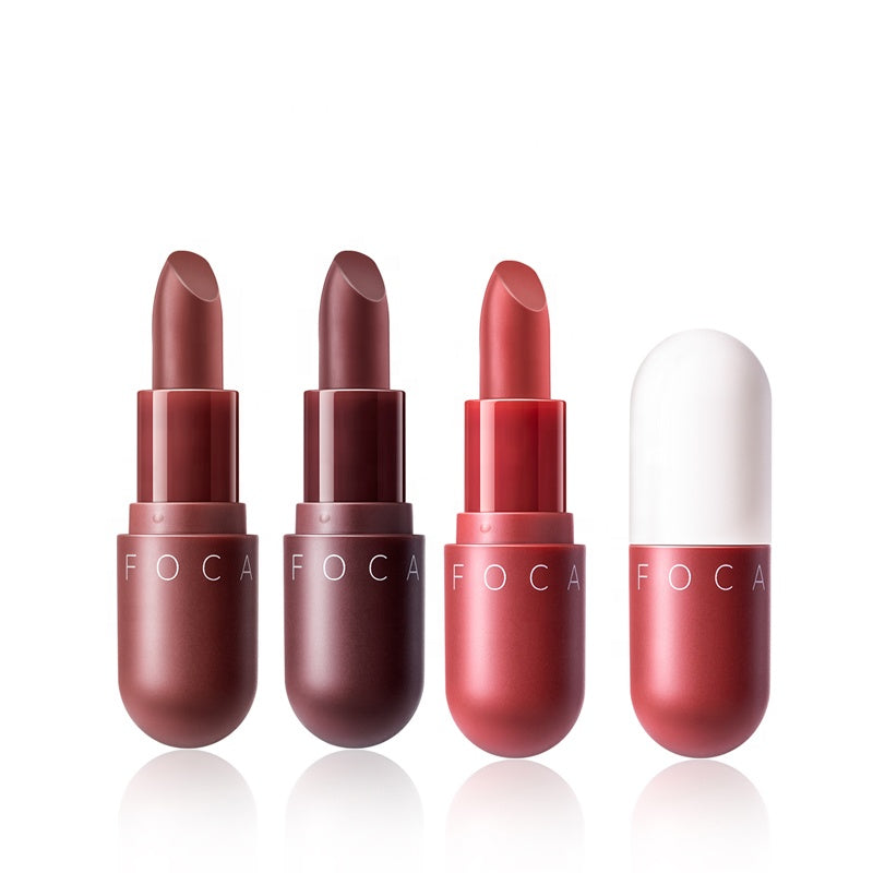 Focallure Mini Capsule Velvet Lipstick 5 Color Kit
