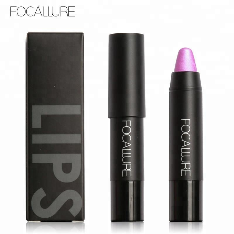 Focallure Metallic Lip Crayon
