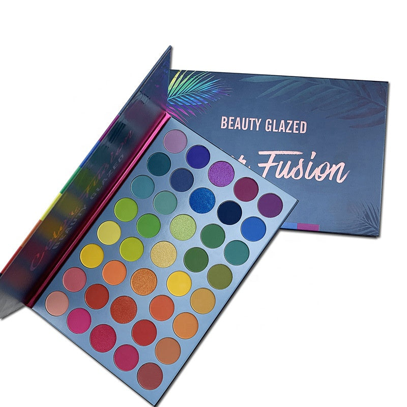 Beauty Glazed 39 Color Fusion Eyeshadow Palette