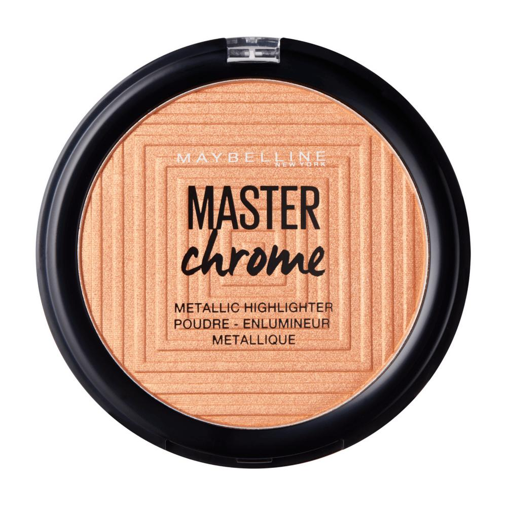 Maybelline New York Master Chrome Metallic Highlighter