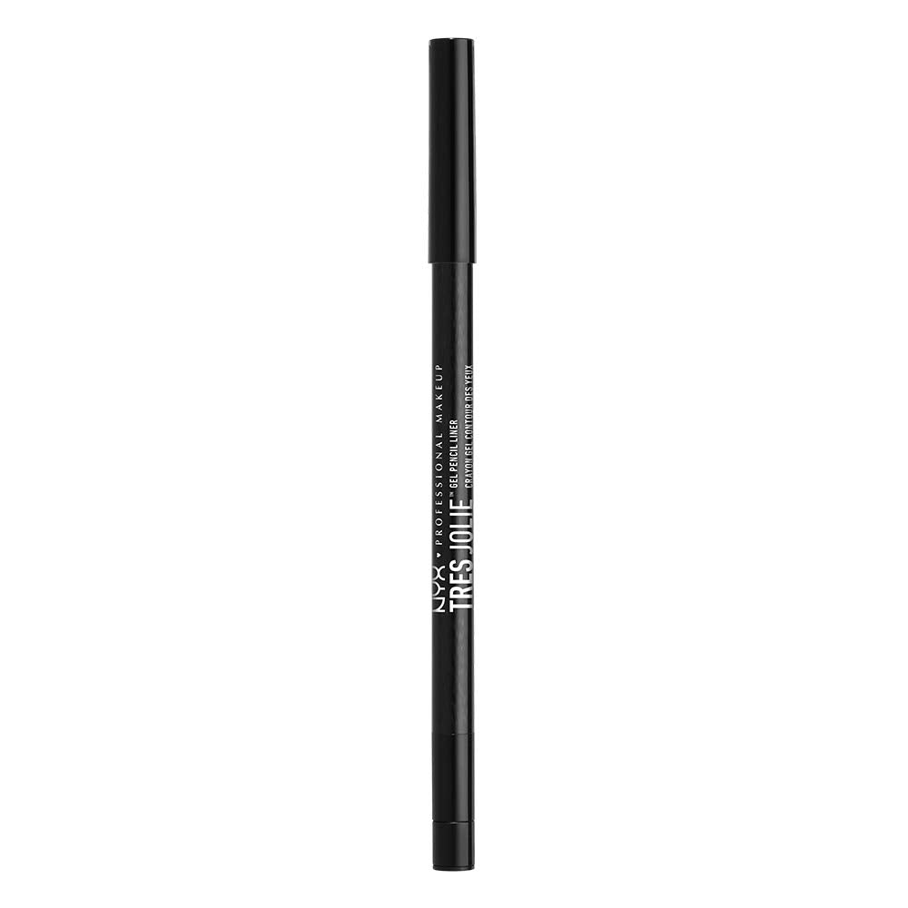 NYX Professional Tres Jolie Gel Pencil Liner Pitch Black