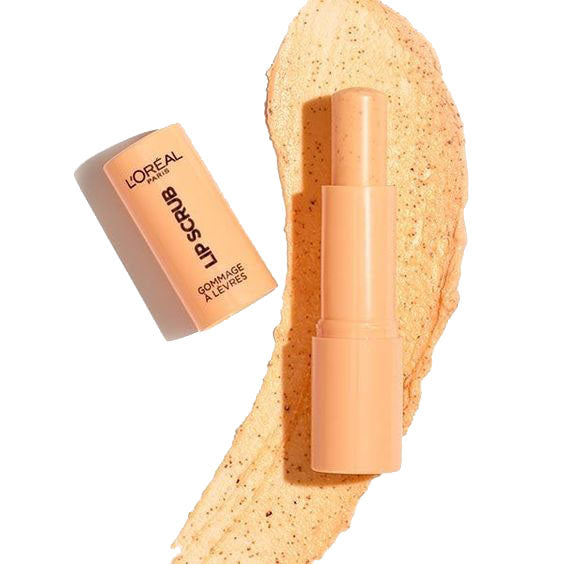 L'Oreal Paris Lip Spa Exfoliating Lip Scrub Peach Twist