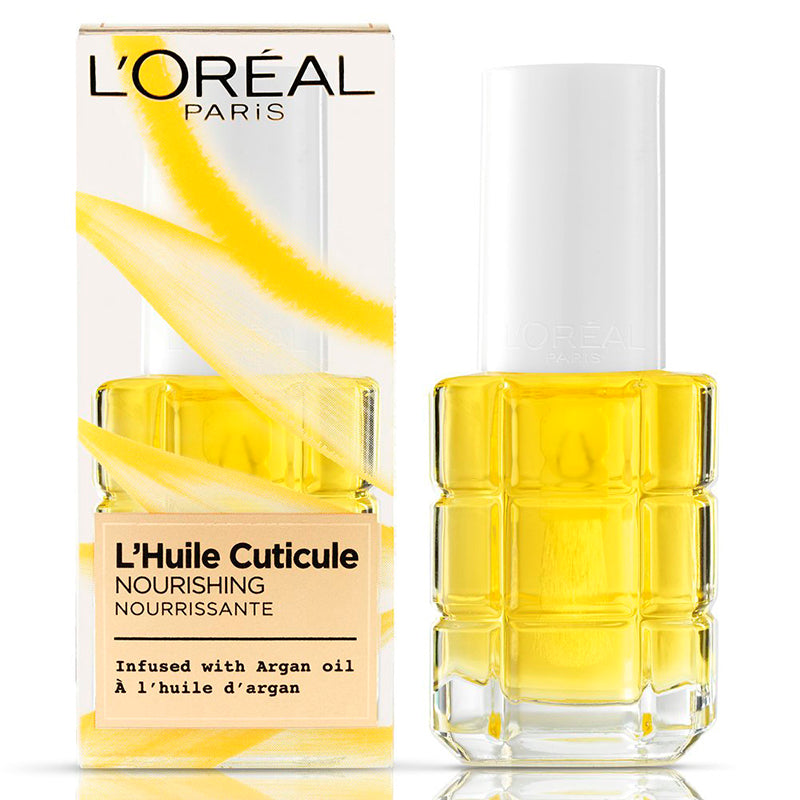 L'Oreal Paris Color Riche La Manicure L'Huile Nail Polish - Nourishing Argan Oil