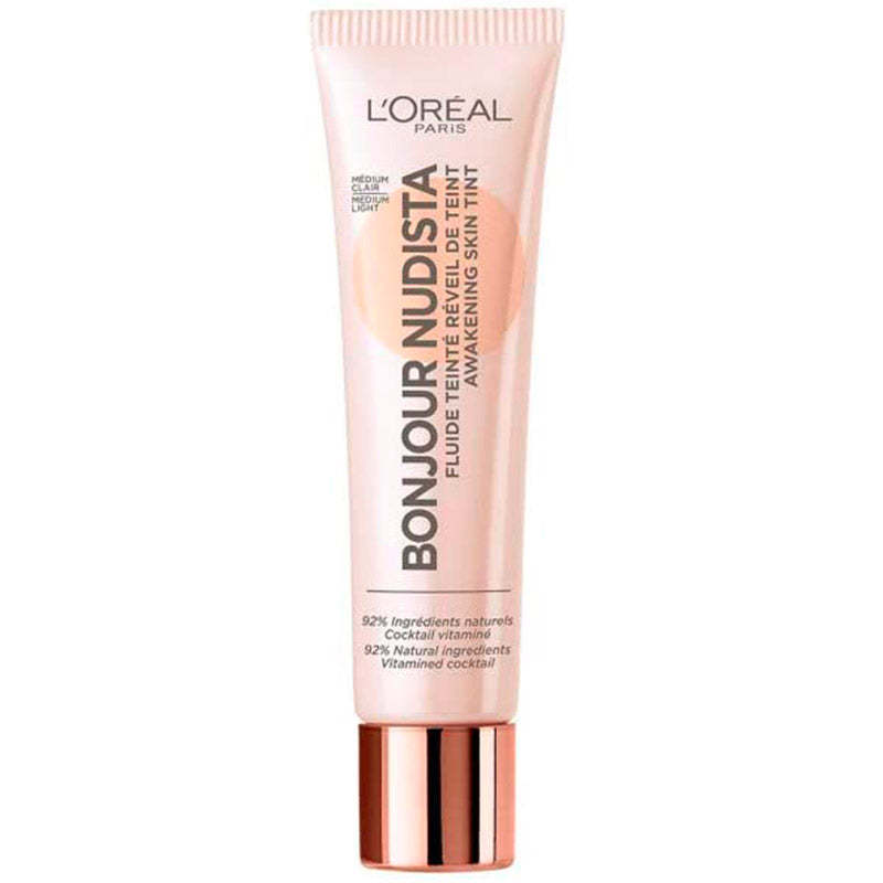 L'Oreal Paris Bonjour Nudista BB Cream