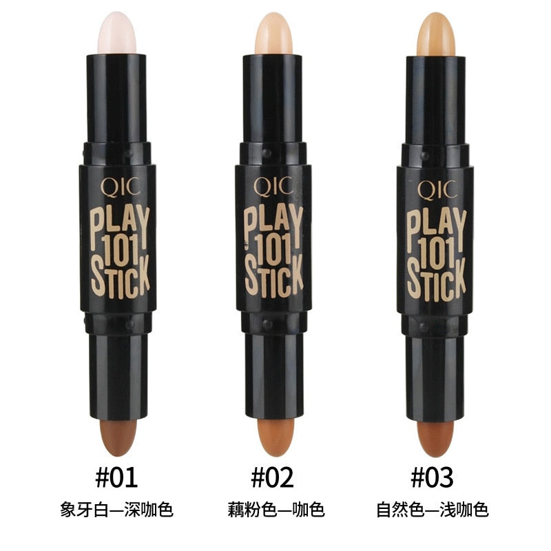 Facial Base Foundation Highlight Stick