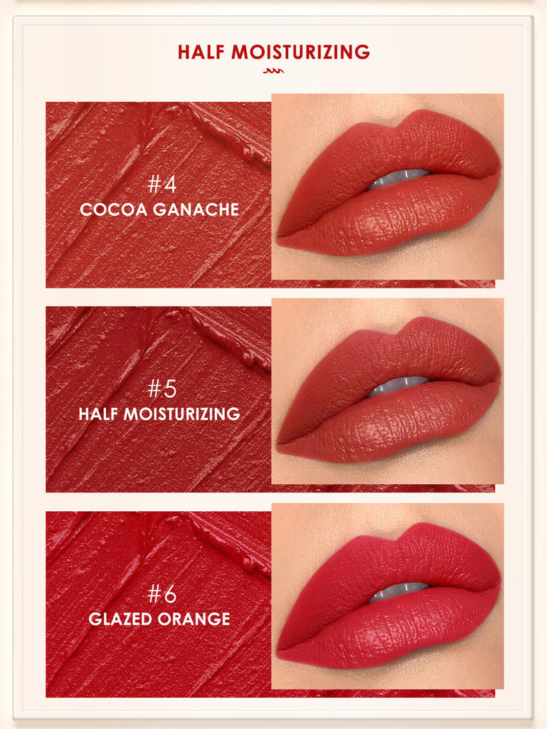 Focallure Chocolate Creamy Moisturizing Lip Stick