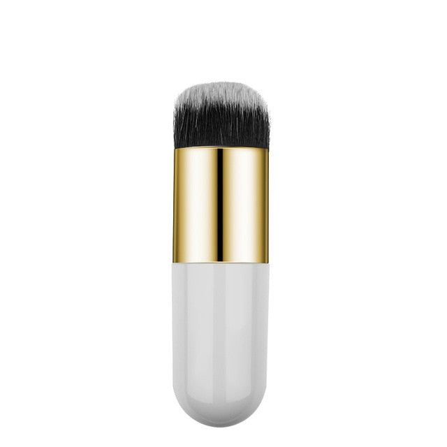 Professional Chubby Pier Foundation Brush