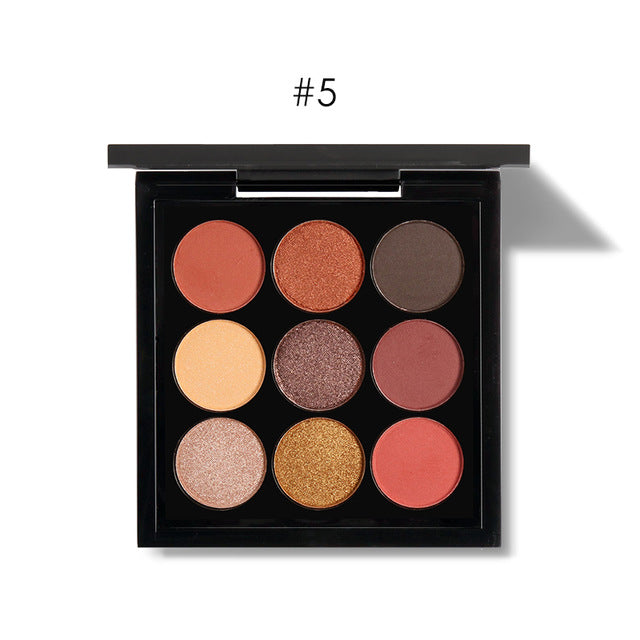 Focallure 9 Colors Painter Eyeshadow Palette