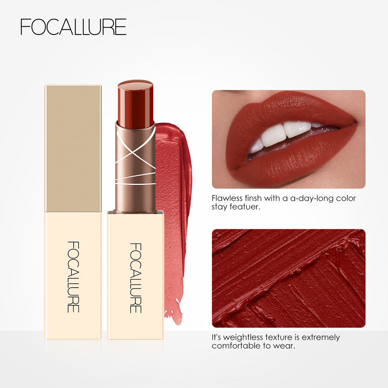 Focallure Chocolate Moisturizing Lip Stick