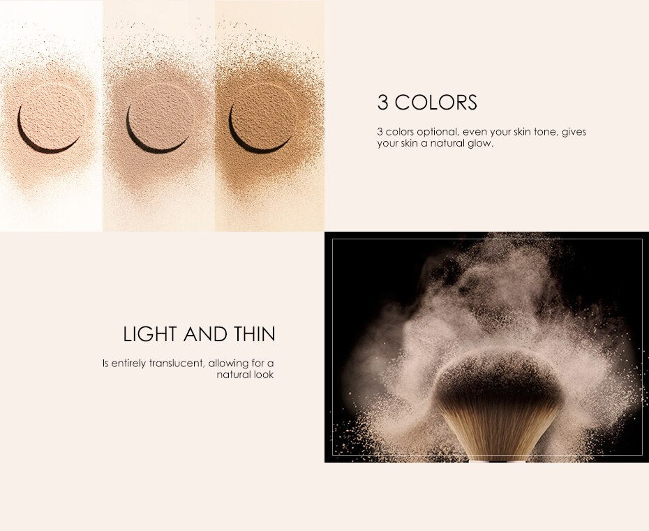 Focallure Face Ultra-Light Perfecting Finishing Loose Powder