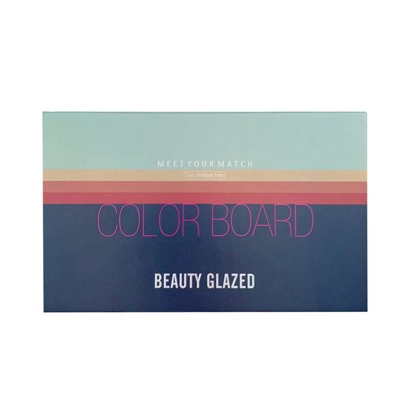 Beauty Glazed 4 Color Board Eyeshadow Palette