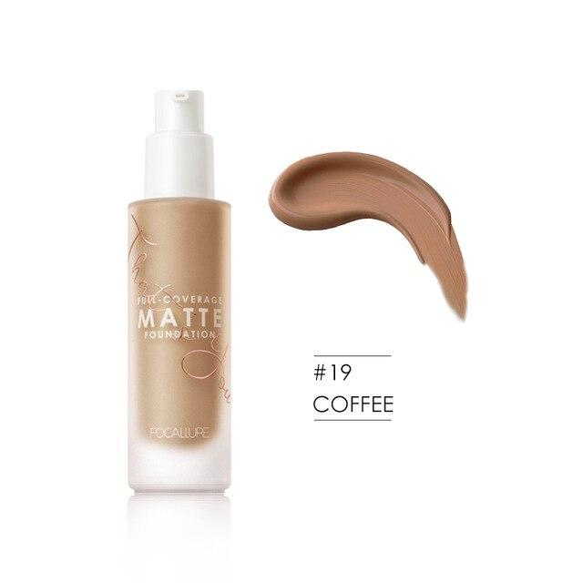FOCALLURE Covermax Full Coverage Foundation