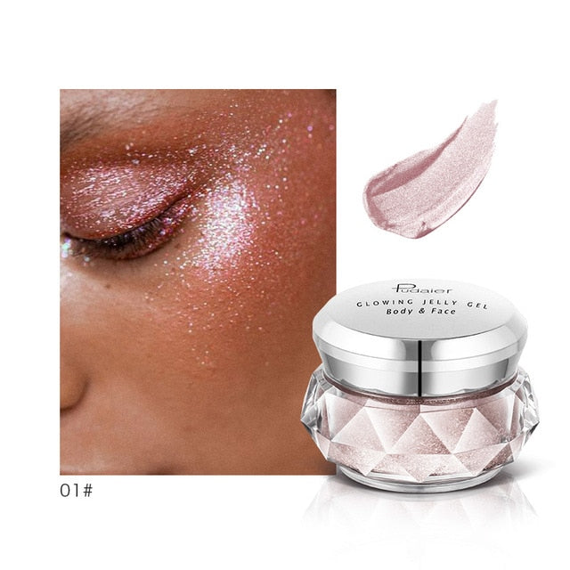 Pudaier Jelly Body Highlighter