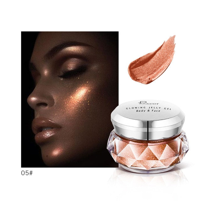 Pudaier Jelly Highlighter