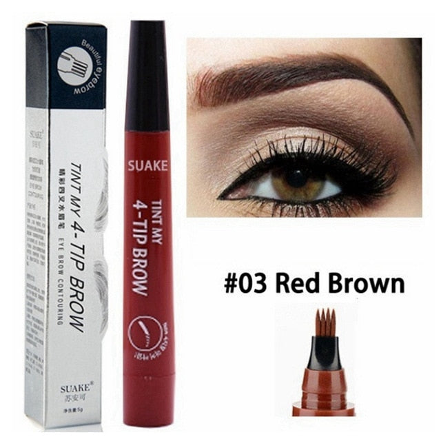 Microblading Eyebrow Waterproof Pen