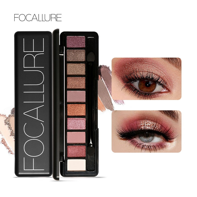 Focallure eyeshadow makeup palette