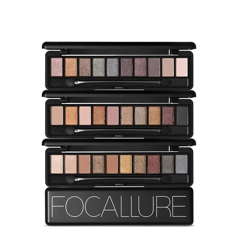 Focallure 10 colors eyeshadow