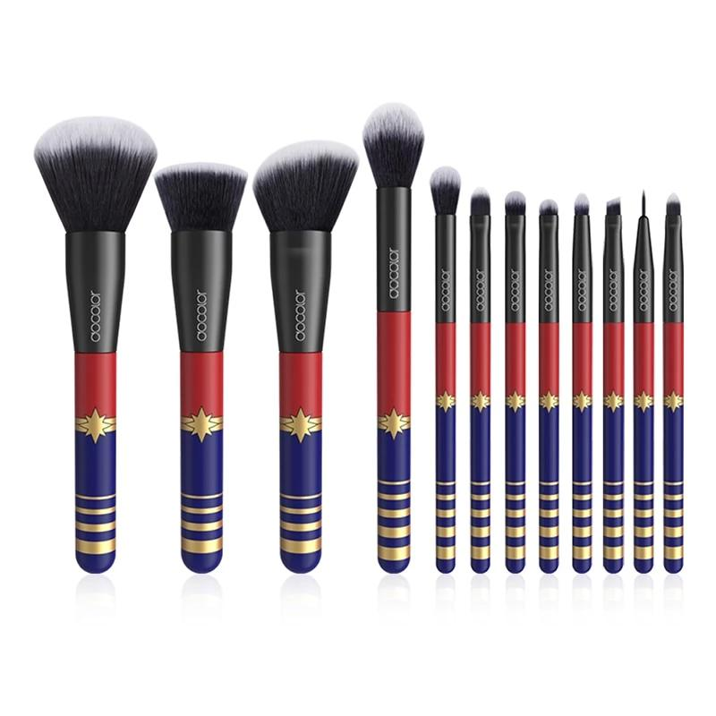 Docolor Starlight Goddess 12PCS Makeup Brushes