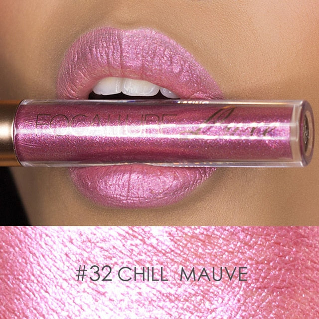 Focallure Diamond Glitter Lip Gloss