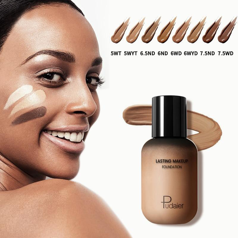 Pudaier Professional Makeup Foundation