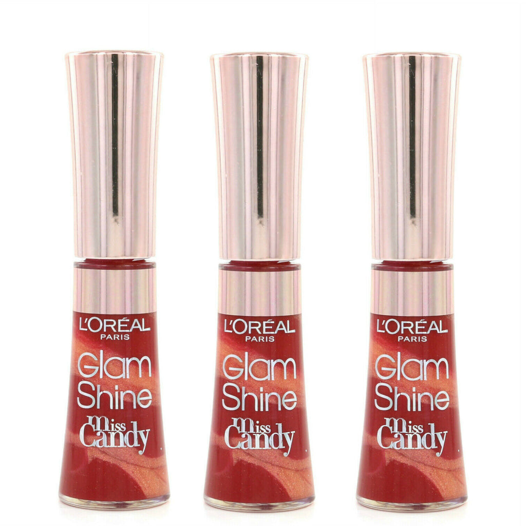 L'Oreal Paris Glam Shine Miss Candy Plumping Lipgloss