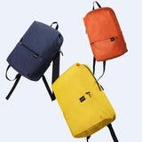 Original Xiaomi Backpack 10L Bag Urban Leisure Sports Chest Pack Bags Light Weight Small Size Shoulder Unisex Rucksack 0P52