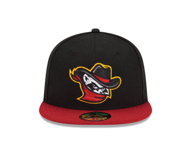 Quad Cities River Bandits Official Fitted Home Cap