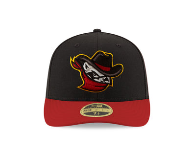 Quad Cities River Bandits Home Fitted Low Profile Hat