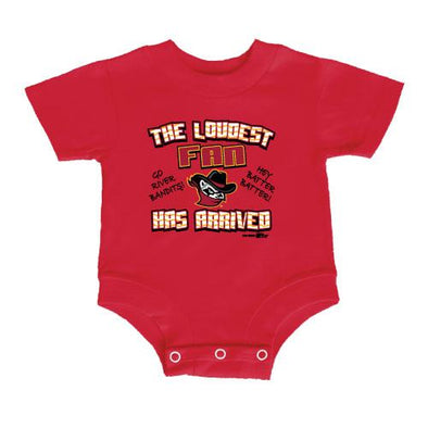 Quad Cities River Bandits Bimm Ridder Infant Bodysuit