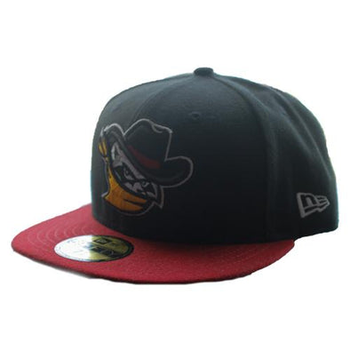 Quad Cities River Bandits Official Gold Home Hat