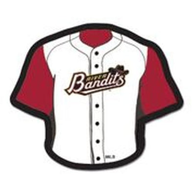 Quad Cities River Bandits Jersey Lapel Pin