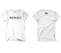 Worldly Tee (White)