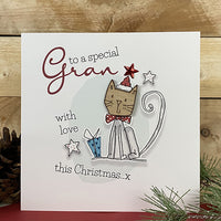 To a special Gran with love this Christmas..x