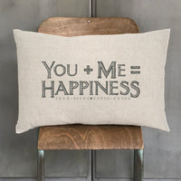 You+Me=Happiness
